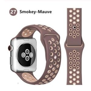 ❤️NEW Smokey Mauve Sport Band For Apple Watch